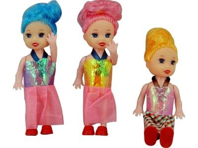 01572 Mini Boneca