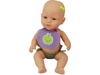 92119 Boneca Frutas Divertidas Maca verde S/ Cabelo