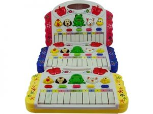 60987 Teclado Musical Xin Anda