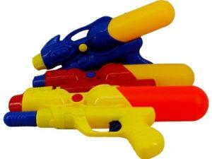 61873 Pistola de Agua Dony Toys