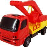 24710 Caminhao Ultra Truck Obras