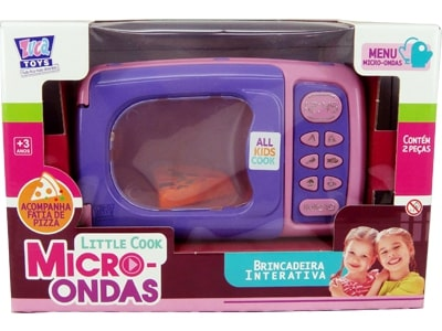 Micro Ondas Little Cook