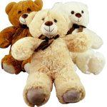 51611 – Urso Laço Liso