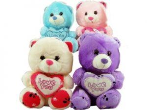 Urso I Love You Coração