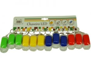 Chaveiro Carrinho LED