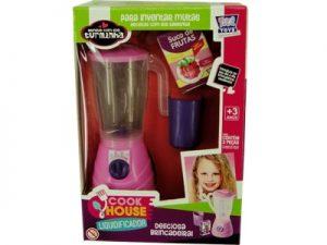Kit Cook House Liquidificador